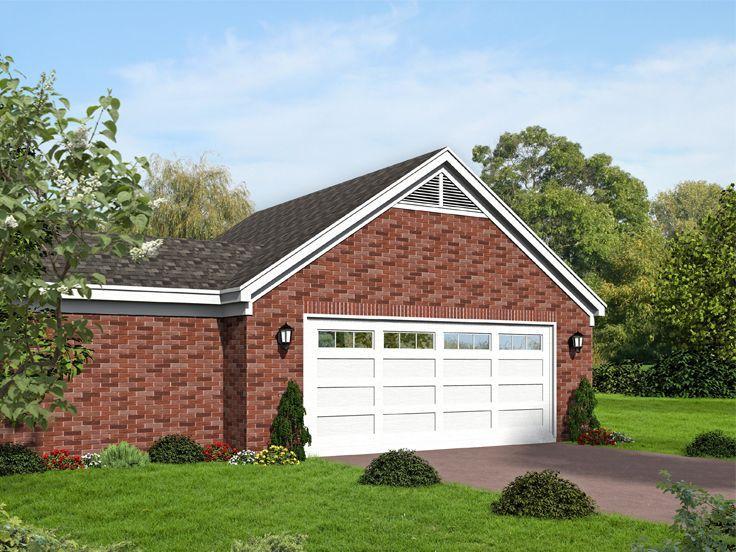 77 best 2 car garage plans images on pinterest car for 2 car garage addition plans