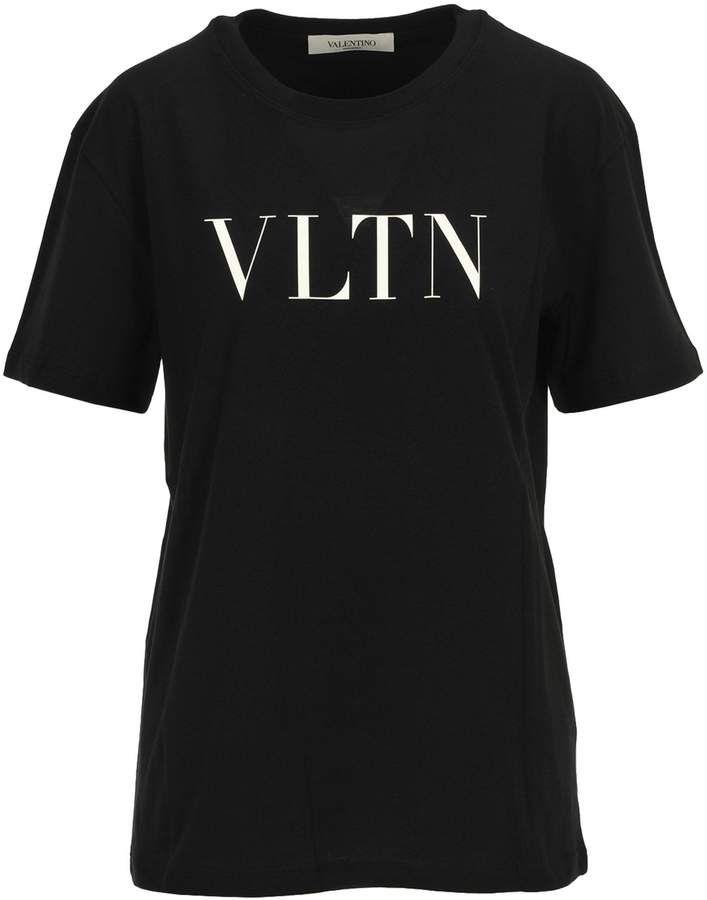 7b72059ee Valentino Tshirt Vltn | Products | Womens_fashion, Mens tops, T shirt