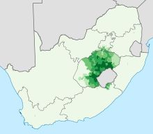 Sotho ( Sesotho ; also known as Southern Sotho , or Southern Sesotho ) is a Southern Bantu language of the Sotho-Tswana (S.30) group, spoken primarily in South Africa , where it is one of the 11 official languages , and in Lesotho , where it is the national language . Like all Bantu languages , Sesotho is an agglutinative language , which uses numerous affixes and derivational and inflexional rules to build complete words . Classification Sesotho is a Southern Bantu language , belonging to…