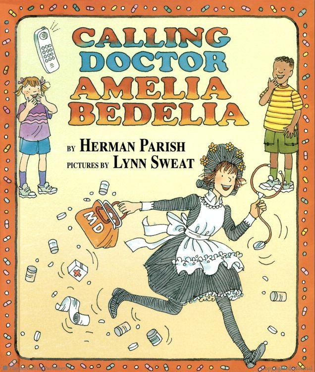 Calling Doctor Amelia Bedelia- making predictions