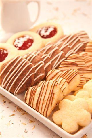 Bem facinhos: duas receitas de biscoitos pra fazer em casa                                                                                                                                                     Mais
