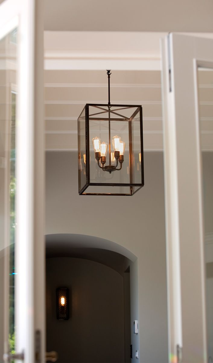 NAUTIC lighting -- I want to change the light in the entryway to something more modern like this