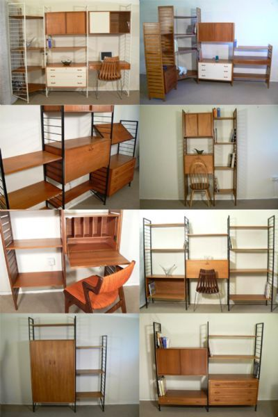 Ladderax sideboards