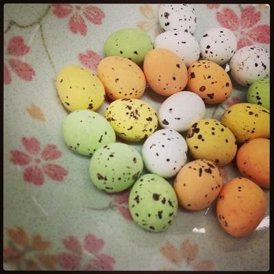 Koko Black speckled Easter eggs, kokoblack.com.au.