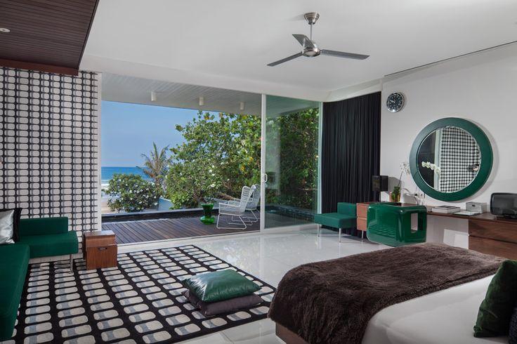 #Luna2 private hotel #Bali #Seminyak #MelanieHallDesign