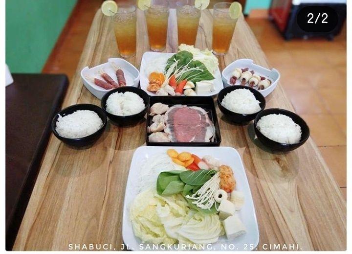 Tersedap 082118294081 022 206 70 766 Resep Shabu Shabu Kuah Tomyam Di Bandung Barat Shabu Shabu Makanan Makanan Korea