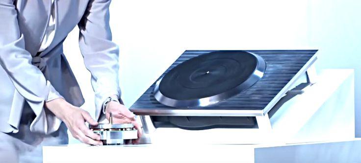 Une platine #vinyle Technics à entraînement direct dans la lignée des SP-10 et Sl-1200 pour l'année 2016 |   #Technics #Platine #Audio #Musique