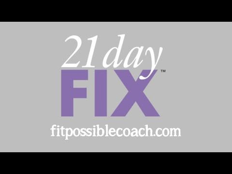 21 Day Fix | FIT POSSIBLE COACH