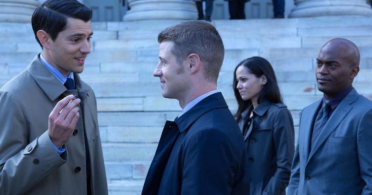 'Gotham' Season 2 Will Have More Harvey Dent & Lucius Fox -- 'Gotham' has promoted recurring stars Nicholas D'Agosto and Chris Chalk, who play Harvey Dent and Lucius Fox, to series regulars in Season 2. -- http://movieweb.com/gotham-season-2-nicholas-dagosto-chris-chalk/