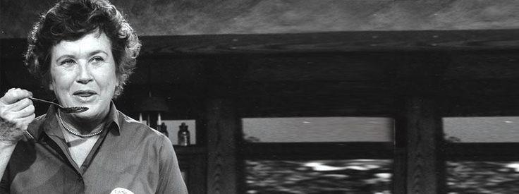 Unforgettable Julia Child's PBS video!!