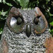 Owl. Serpentine Zimbabwe: Christien Héman