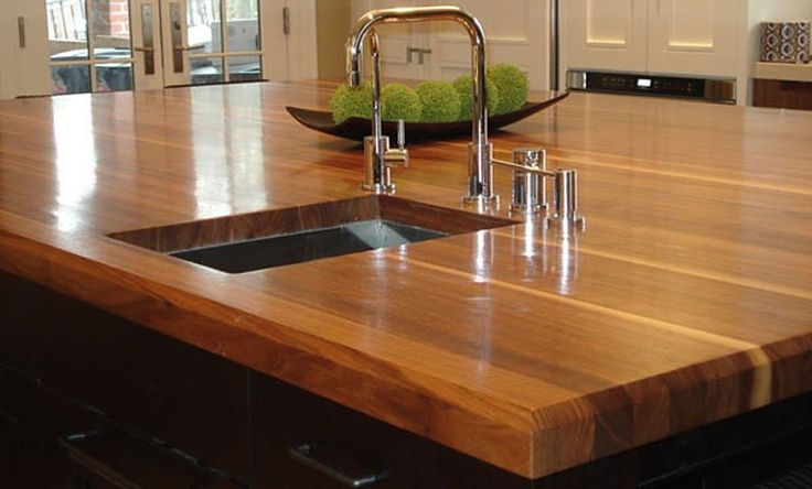 Best Finish For Butcher Block Countertop: 25 Best Remodel Wood Finishes Images On Pinterest
