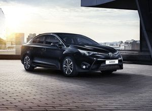 2016 Toyota Avensis - Release Date 2016