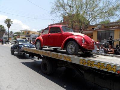 Aseguran taxis piratas en operativo | Info7 | Nuevo León