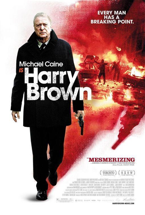 The British 'Gran Torino'     Love me some Michael Caine