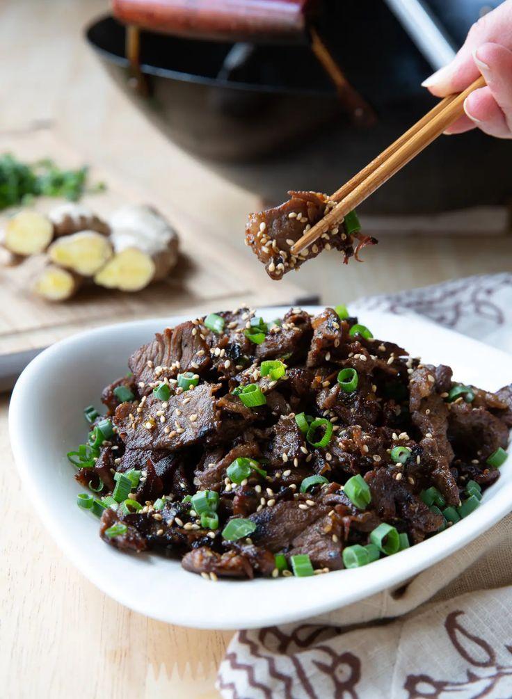 Best Bulgogi Beef Recipe (Video) - A Spicy Perspective in ...
