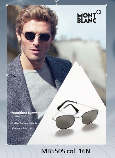 MontBlanc Sun Glasses