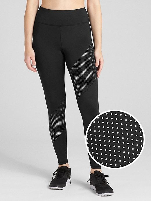d470b74a59 GFast Mid Rise Blackout Print Leggings | Products | Printed leggings ...