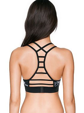 b22d9fe070ba3 Ultimate Ladder back Push-Up Sports Bra