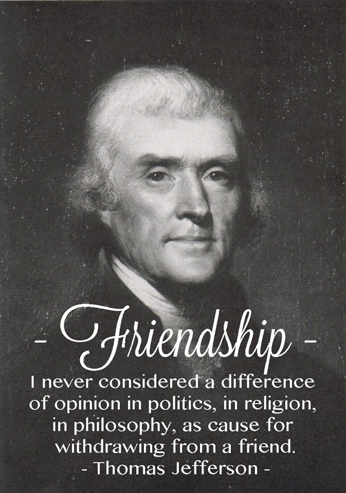 A report on the life and administration of thomas jefferson