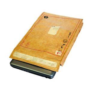 Luckies ラッキーズ UNDERCOVER LAPTOP SLEEVEアンダーカバー ラップトップ スリーブ茶封筒のようなノートPCケース/mac book/パソコン/【メール便不可】【あす楽対応_東海】【楽天市場】