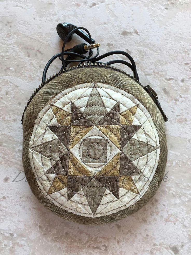 Portamonete patchwork - Borsellino donna - Pochette di DanielaPatchwork su Etsy