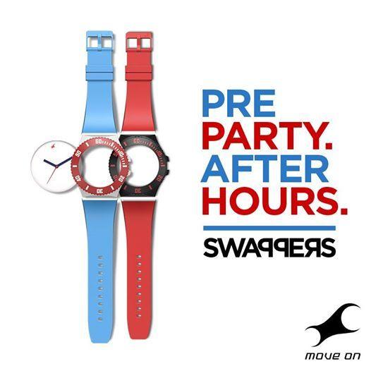 Make it. Swap it #Swappers
