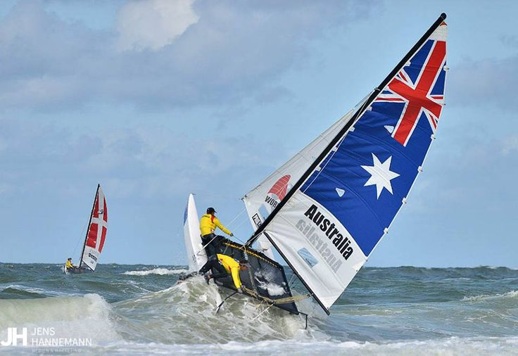 Express your style with Hobie Cat 16