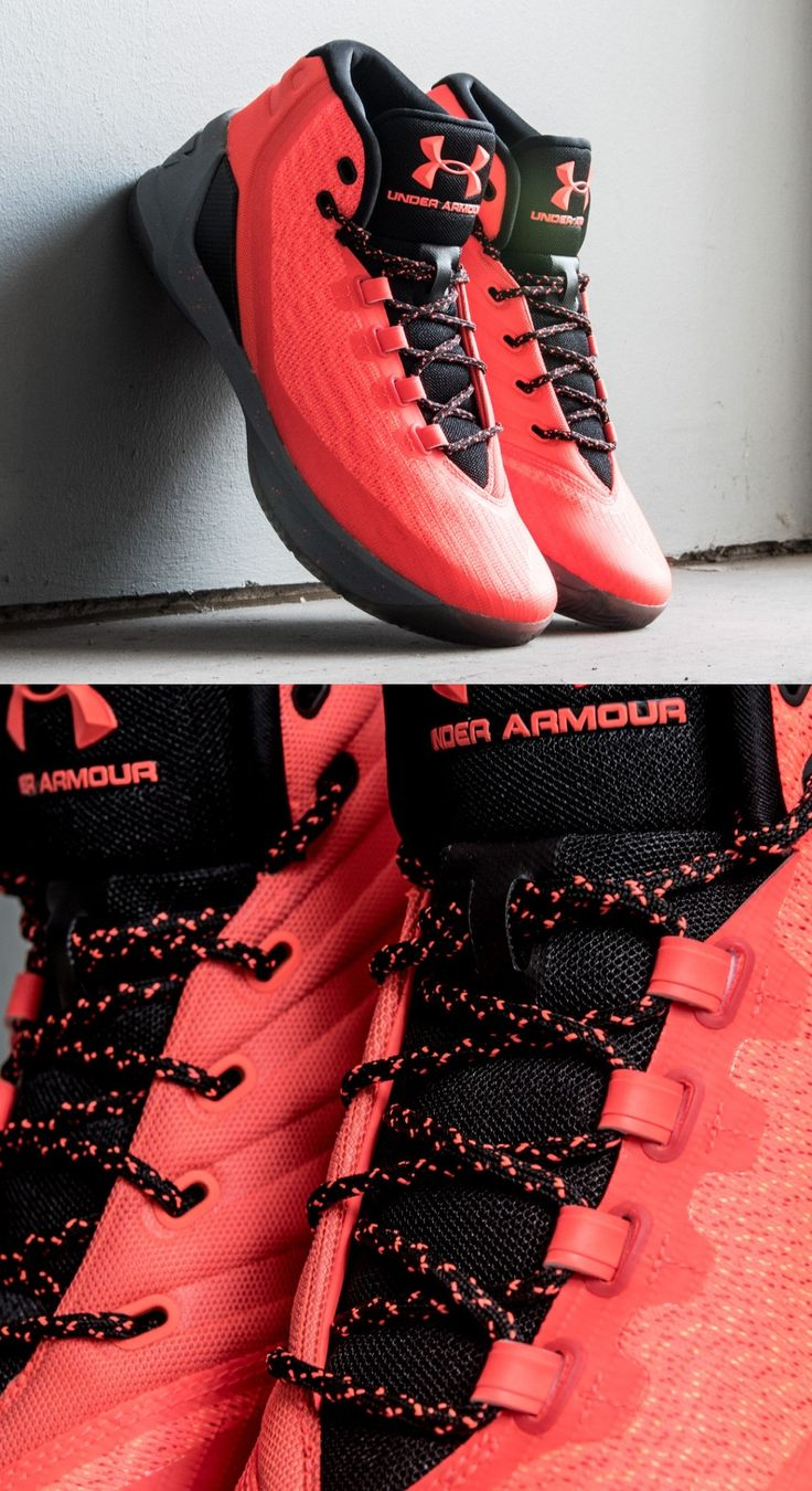 Under Armour Curry 3 'Human Torch'