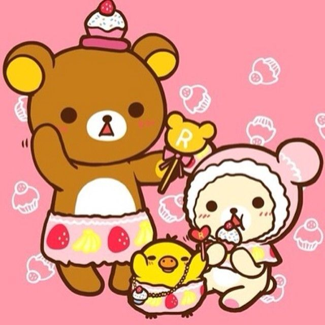 17 best images about everything kawaii on pinterest - Cute asian cartoon wallpaper ...