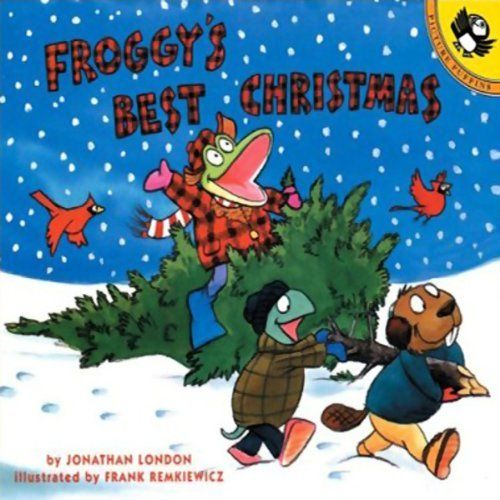 Froggy's Best Christmas | Froggy books & activities to go along w the ...
