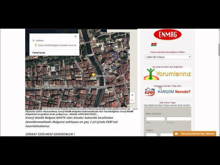 Enerji Kimlik Belgesi   www.enerjikimlikbelgesiburda.com