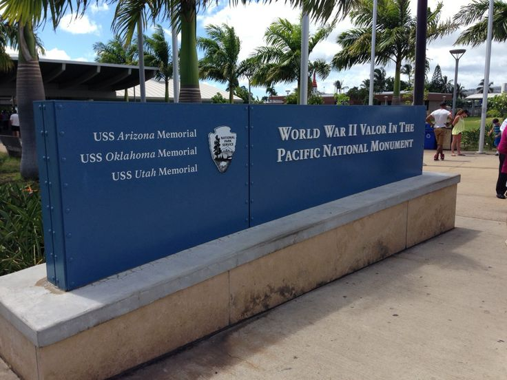 Pearl Harbor Visitor Center in Honolulu, HI