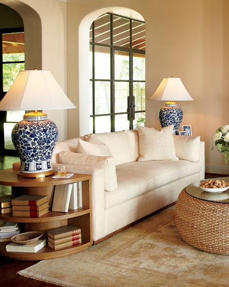 Driftwood Sofa By Ralph Lauren Home At Neiman Marcus. This Is One Of My Top  Living Rooms!