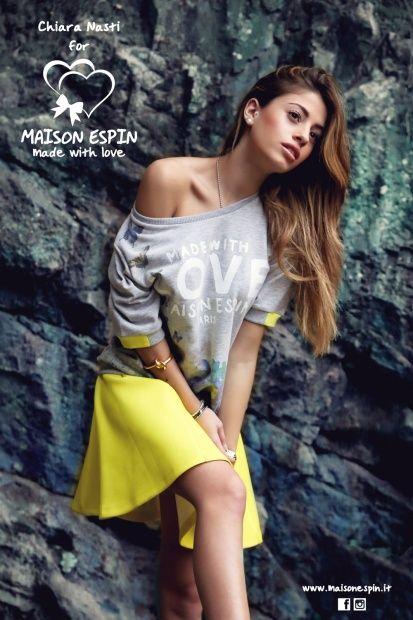 Maison Espin Spring/Summer '15