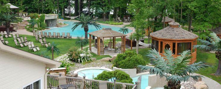 Le Rendez-Vous 2014 aura lieu au Spa Oasis de l'Ile à St-Eustache, un endroit paradisiaque! site-spa-detente-sauna-finlandais-st-eustache-montreal