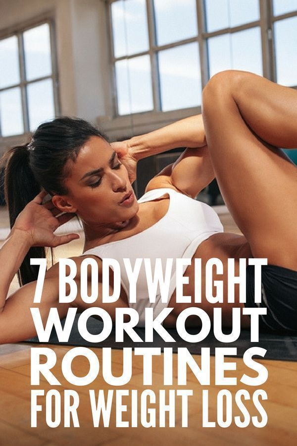 No Equipment Needed: 7 Bodyweight Workout Routine Ideas for Beginners