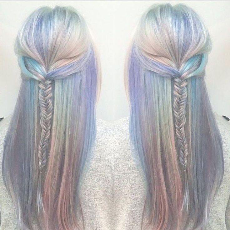 Opal Hair BangsHairstyleAsian Hair styles, Opal hair