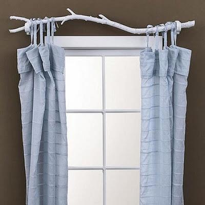 nature's curtain rod