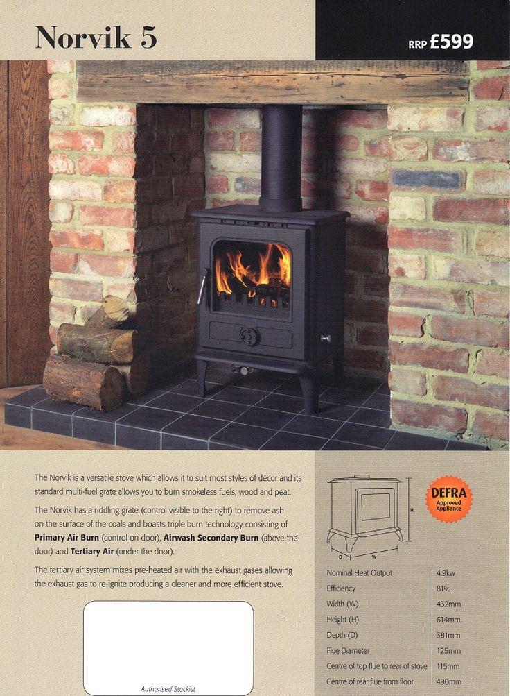 norvik 5kw defra approved log burner discount. Black Bedroom Furniture Sets. Home Design Ideas