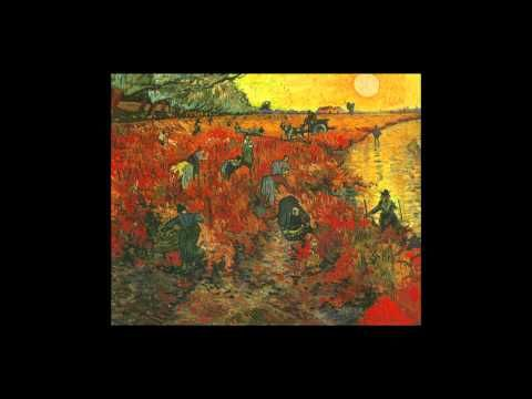 Video ~ Van Gogh in his own words.  This is a beautiful little video, but, today scholars are beginning to doubt that Van Gogh committed suicide.