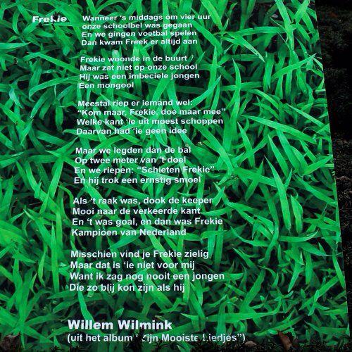 Frekie van Willem Wilmink | GEDICHTEN :Toon Tellegen ...