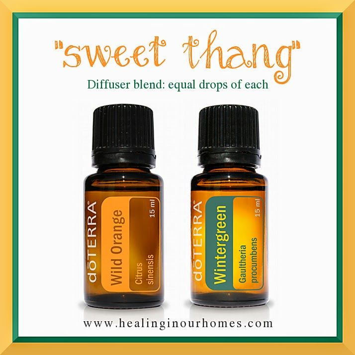 """sweet thang"" essential oil diffuser blend. Smells like candy!"
