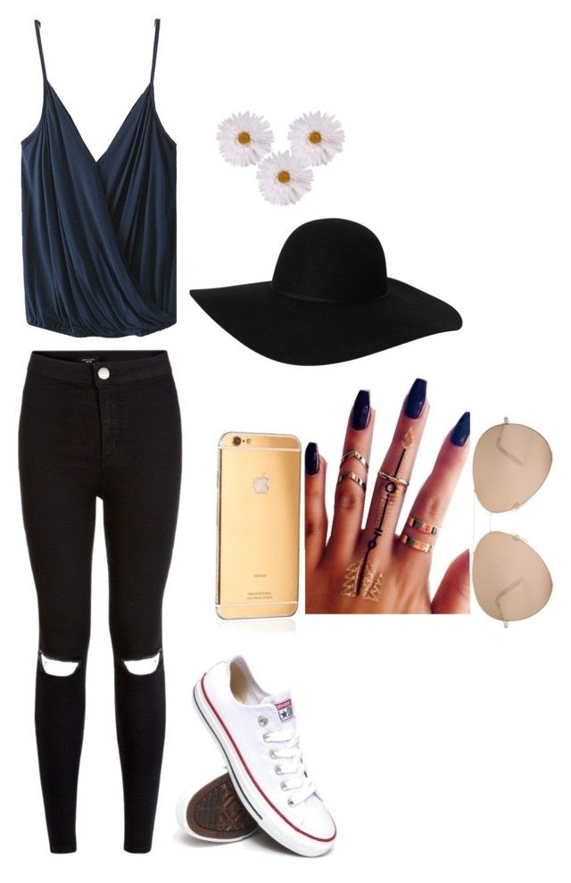 """Outings"" by moniquebovino on Polyvore"