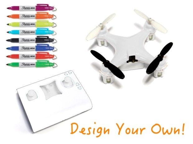 WALLET DRONE - Worlds Smallest Quadcopter | Indiegogo