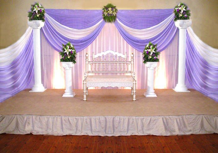 wedding backdrops decorations