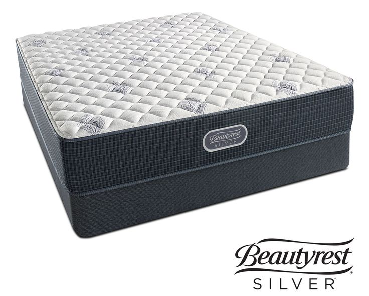 White River Extra Firm King Mattress And Split Low-Profile Foundation Set