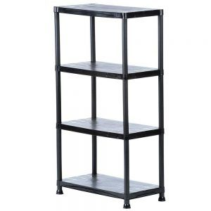 Portable Plastic Shelving Units