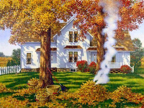 john sloan art   Making Apple Butter 'N' Fall Memories   Sugar Pie Farmhouse