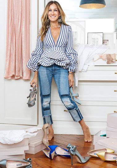 OMG! Wir lieben die Schuhe von Sarah Jessica Parker